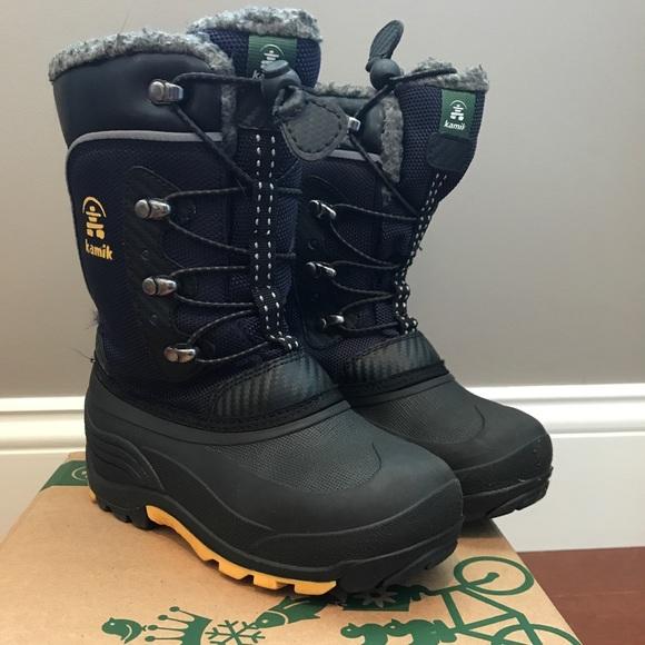 7d938a7ff66c Kamik Other - Kamik size 13 boys boots